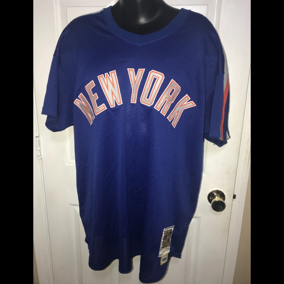 quality design 75532 7ee37 New York Mets Jersey